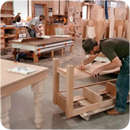 recogida de residuos para empresas de fabricación de mobiliario